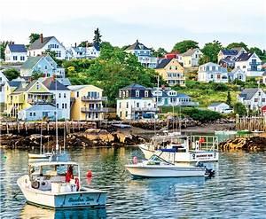 Maine U0026 39 S 10 Prettiest Villages
