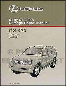 2008 Lexus Gx 470 Owner U0026 39 S Manual Original