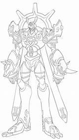 Susanoomon Line Deviantart Digimon Coloring Frontier Drawings Colouring Digital Sketches Ec Adventure Tri Explore sketch template