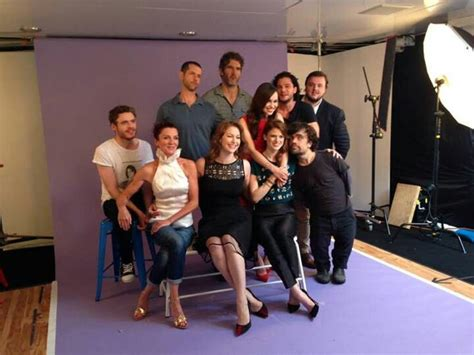 SDCC 2013 - Rose Leslie, Emilia Clarke, Michelle Fairley ...