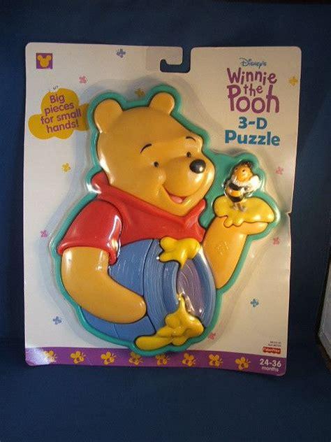 24 quot disney winnie pooh fisher price 80 fisher price walt disney winnie the pooh 3d puzzle new