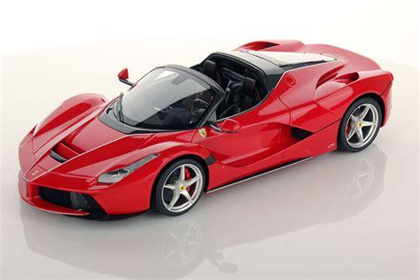Ferrari Car : Ferrari Laferrari Aperta 1