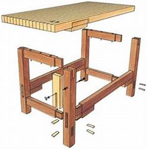 Woodworking Bench Plans Roubo - WoodWorking Projects & Plans