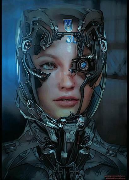 Cyborg Eye Futuristic Da Photograpy Freetoedit Picsart