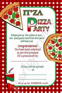pizza party invitation template free you are invited With pizza party flyer template free