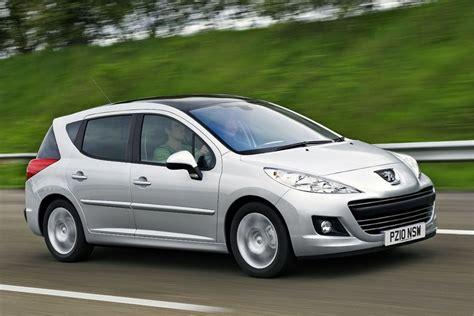 Peugeot 207 Sw peugeot 207 sw 2007 car review honest