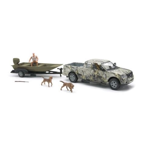 Rc Fishing Boat Cabela S by New Toys Company Camo With Boat