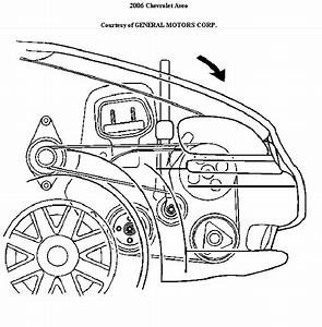 2008 Impala Serpentine Belt Diagram
