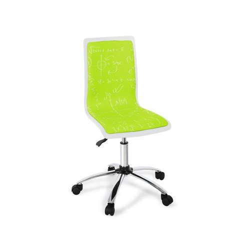 chaise vert anis chaise de bureau vert anis