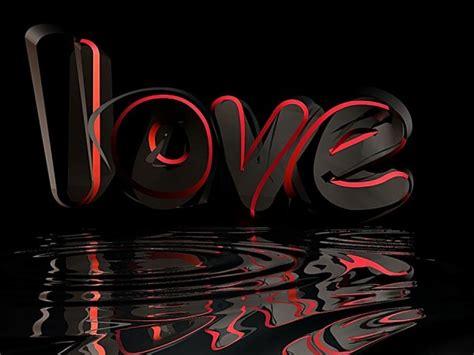 """Wallpapers De Amor """"love"""" Y Corazones En 3d Para Descargar"""
