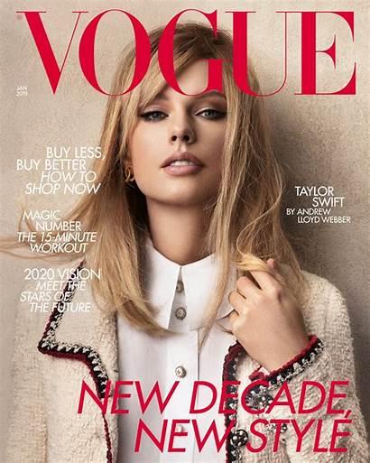 Swift Taylor Photoshoot Vogue Magazine January British