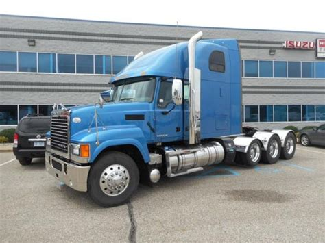 mack pinnacle chu  sale  trucks  buysellsearch