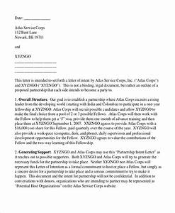 Intent Letter For Job Application Free 11 Letter Of Intent Samples In Ms Word Pdf Excel