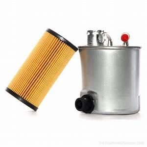 Sostituzione Cartuccia Filtro Gasolio