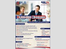 Business English Course at Cccs at BUE, Cairo