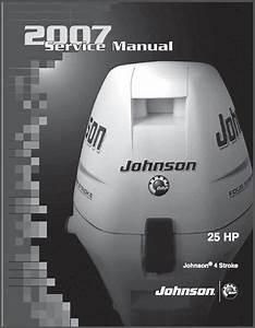 Johnson 25 Hp 4