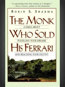 the monk who sold his 10 books that changed my eros coaching