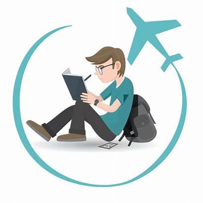 Study Studying Student Usa Abroad Visa Travel
