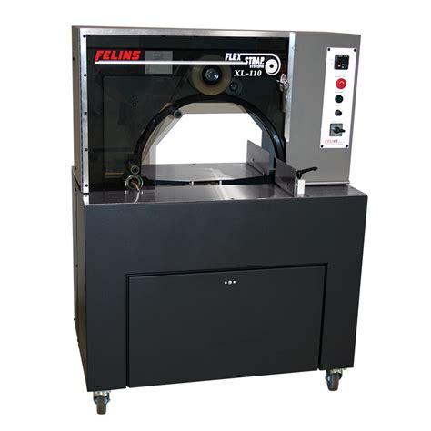 stretch film banding machines xl   xl  heat seal film banders