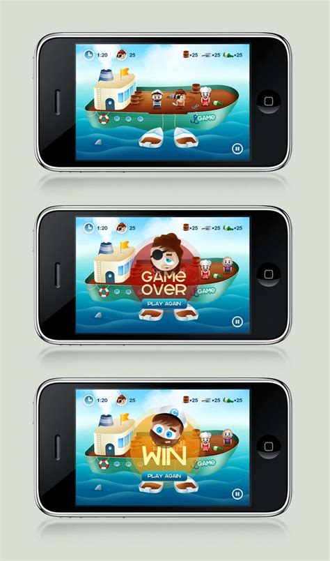 iphone game design  gatisatmixlv  deviantart iphone