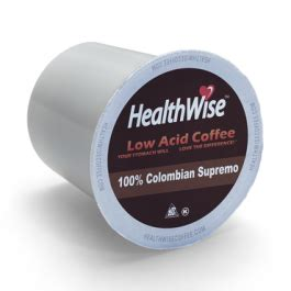 The higher the ph level, the lower the acidity. HealthWise Low Acid Keurig K-Cups, 12 Count   Fruitful Yield