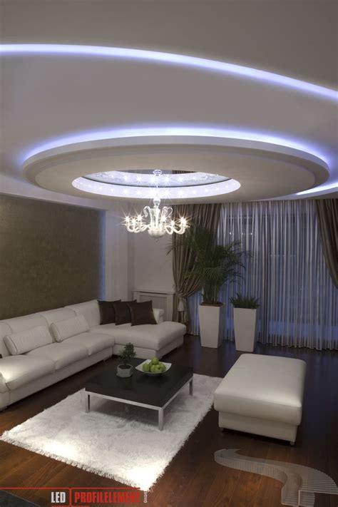 die besten  led beleuchtung wohnzimmer ideen auf