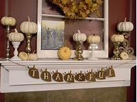 thanksgiving decorating ideas Fall Thanksgiving Home Decor: DIY Day Gift Decorations - HomesCorner.Com