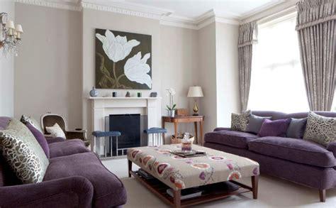 plum sofa decorating ideas how to match a purple sofa to your living room décor