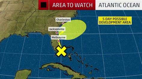 tropical disturbance  florida  bring heavy