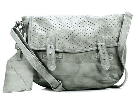 designer taschen shop cowboysbag wooler schultertasche leder mintgruen 30 cm co1407 mint designer taschen shop