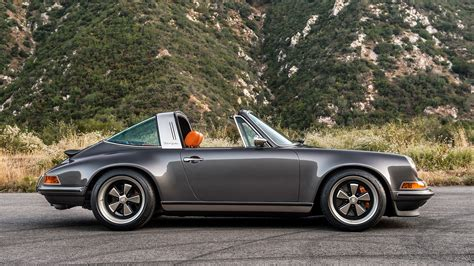 2015 Singer 911 Targa Wallpapers Hd Images Wsupercars