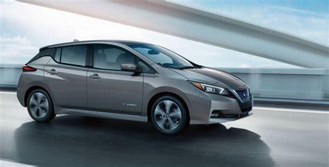 2019 Nissan Electric Car by 2019 Nissan Leaf Range Charge For Ev Nissan Canada