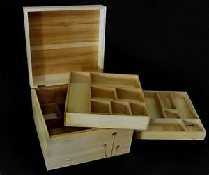 Boite A Bijoux Design : coffre bijoux design ~ Melissatoandfro.com Idées de Décoration