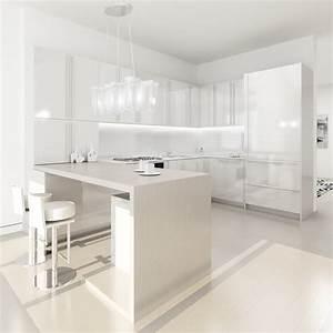 White, Kitchens