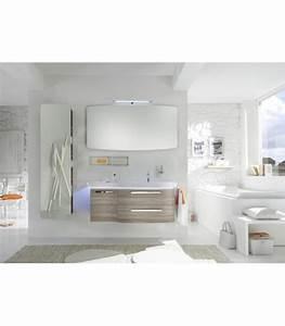 Meuble Salle De Bain Suspendu : meuble suspendu salle de bain contea 125 banyo ~ Edinachiropracticcenter.com Idées de Décoration