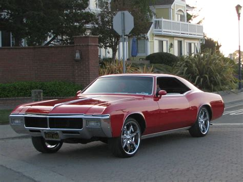 Buick Riviera 1968 by 1968 Buick Riviera Information And Photos Momentcar