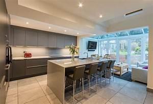 Nobilia Slate And Mineral Grey Kitchen Chessington