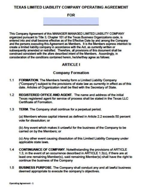 limited liability partnership agreement template sletemplatess sletemplatess