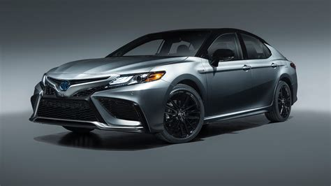 2021 Toyota Camry Updated With Refreshed Looks and Added ...