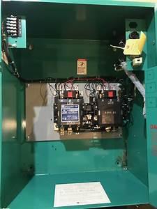 New 100 Amp Onan Automatic Transfer Switch Ltcu 100l