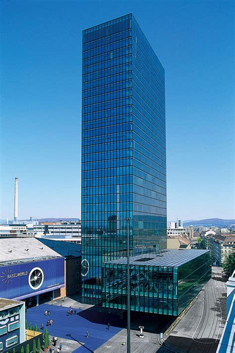 basler messeturm  skyscraper center