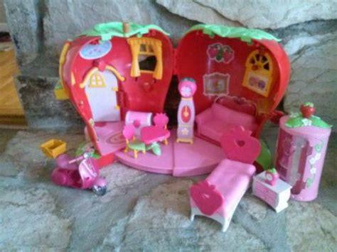 strawberry shortcake toys ebay