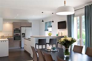 davausnet decoration cuisine maison de famille avec With deco cuisine maison