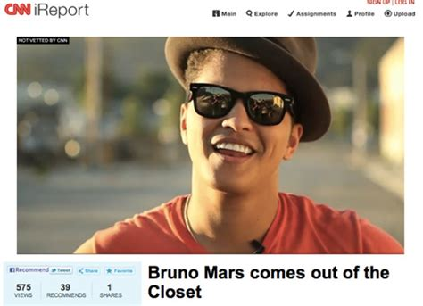 Did The Rock Come Out Of The Closet by Bruno Mars Did Not Come Out Of The Closet Towleroad