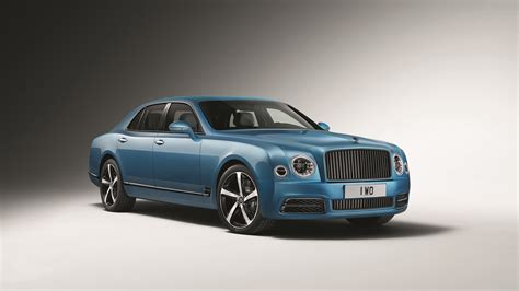 2018 bentley mulsanne speed design series 4k wallpaper