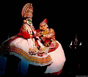 Amazing Kerala kathakali Dance Form Photos Wallpapers