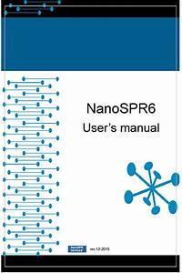 Nanospr9 And Nanospr6 Accessories