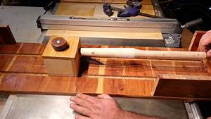 safety - Is this table saw lathe jig safe? - Woodworking