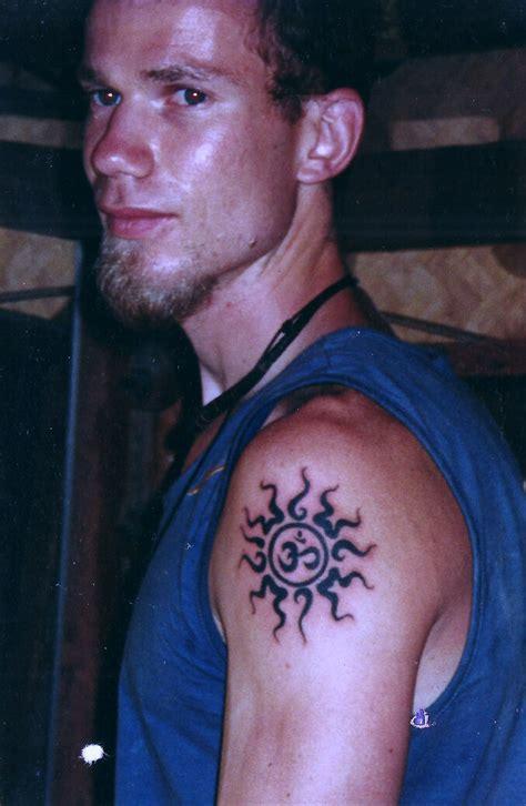 om  sun big magic tattoo koh phangan thailand