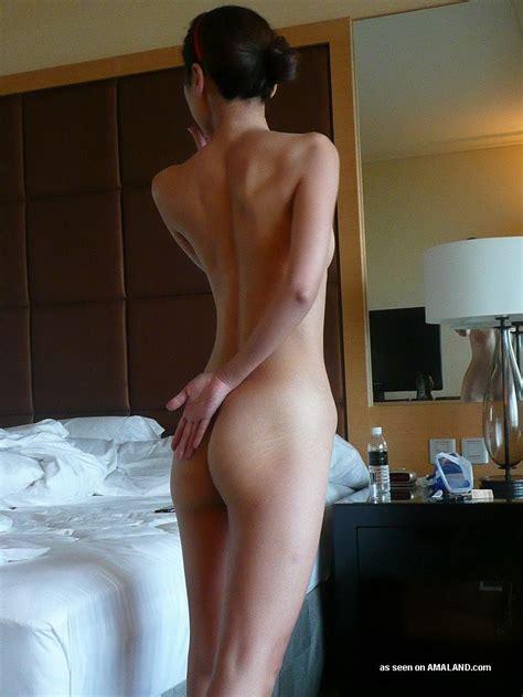 Asian Wmgf Hot Asian Gf Nude Hotel Slutty Lingerie Ass